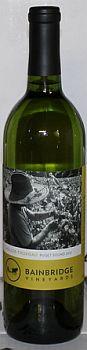Bainbridge Vineyards-2013-Müller-Thurgau