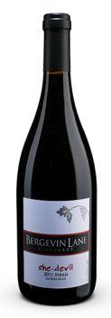 Bergevin Lane Vineyards-2012-She-Devil Syrah Bottle