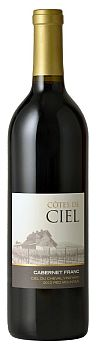 Côtes de Ciel-2012-Ciel du Cheval Vineyard Cabernet Franc Bottle