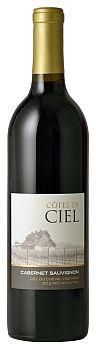 Côtes de Ciel-2012-Ciel du Cheval Vineyard Cabernet Sauvignon Bottle