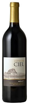 Côtes de Ciel-2012-Ciel du Cheval Vineyard Merlot Bottle