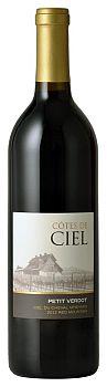 Côtes de Ciel-2012-Ciel du Cheval Vineyard Petit Verdot Bottle