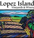 Lopez Island Vineyards Logo 120x134 - Lopez Island Vineyards & Winery 2017 Siegerrebe, Puget Sound, $25