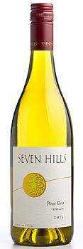 Seven Hills Winery-2014-Pinot Gris