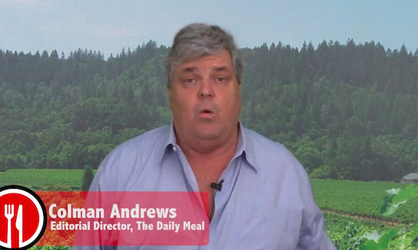 Colman Andrews is the editorial director for The Daily Meal in New York City.