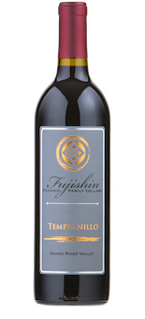 fujishin family cellars tempranillo nv bottle - Fujishin Family Cellars 2013 Tempranillo, Snake River Valley, $23