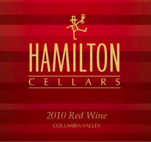 hamilton-cellars-red-wine-2010-label