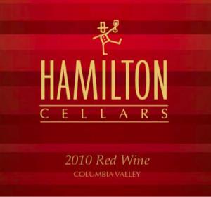 hamilton-cellars-red-wine-2010-label
