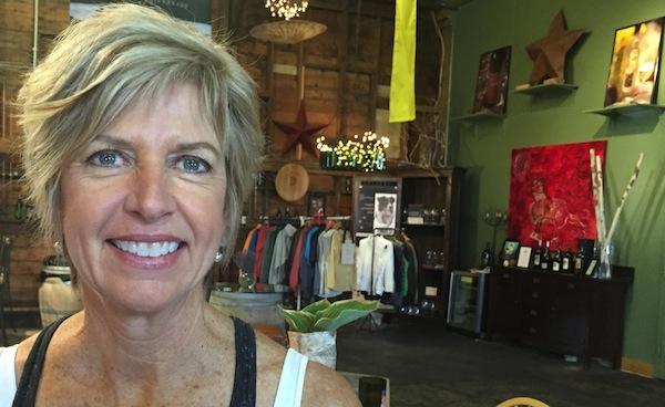 Joanne Dunham is part-owner of Dunham Cellars in Walla Walla, Washington.