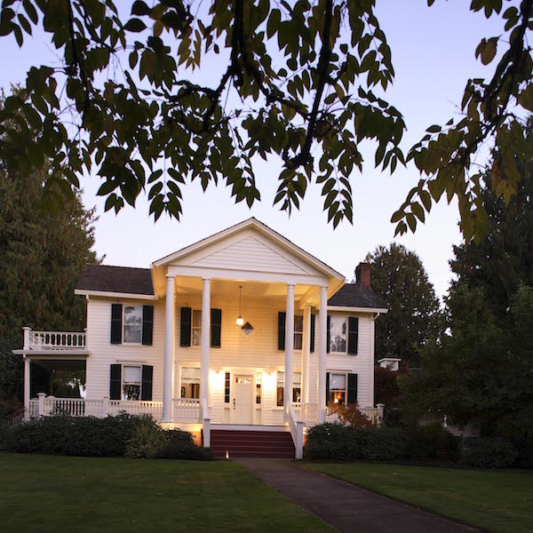 The Joel Palmer House in Dayton, Ore., features locally sourced mushrooms and truffles alongside more than 600 Oregon wines. (Photo by Evrim Icoz Photography/courtesy of Joel Palmer House)