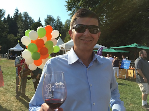 Auction of Washington Wines Picnic & Barrel Auction