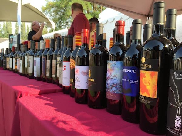 Auction of Washington Wines Picnic & Barrel Auction