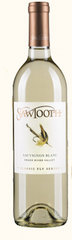 Sawtooth Sauvignon Blanc bottle