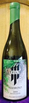 treos-wines-estate-albarino-2014-bottle