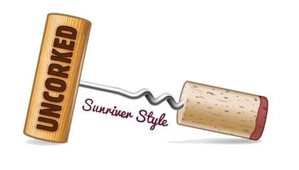 uncorked-sunriver-style-logo