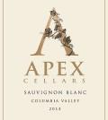 apex cellars sauvignon blanc 2014 label 120x134 - Apex Cellars 2016 Sauvignon Blanc, Columbia Valley, $15