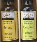 apresvin oils feature 120x134 - AprèsVin turns Washington wine grape waste into gourmet oils