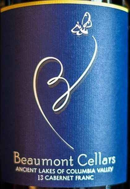 beaumont-cellars-cab-franc-2013-label