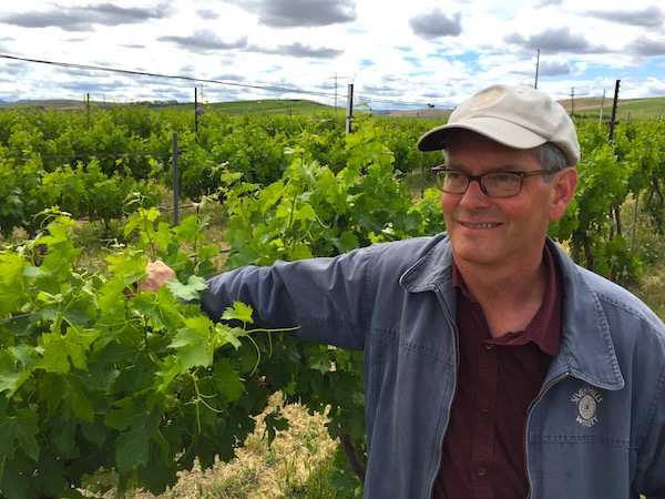 Casey McClellan helped establish Seven Hills Vineyard in 1982, and he planted McClellan Estate Vineyard nearby in the Walla Walla Valley in 2003.