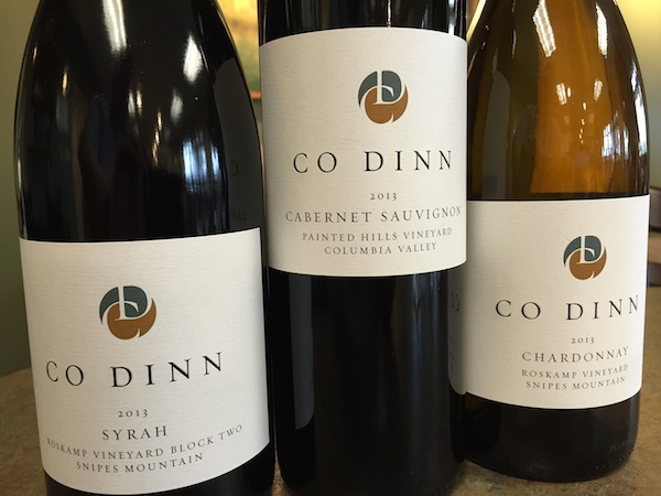 Co Dinn Cellars has released its 2013 wines.