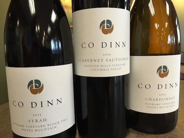 Co Dinn Cellars has released its 2013 wines.