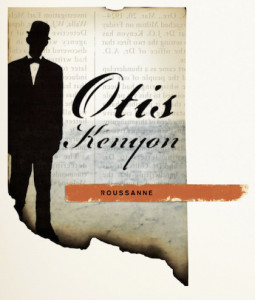 Otis Kenyon Wines NV Roussannee label