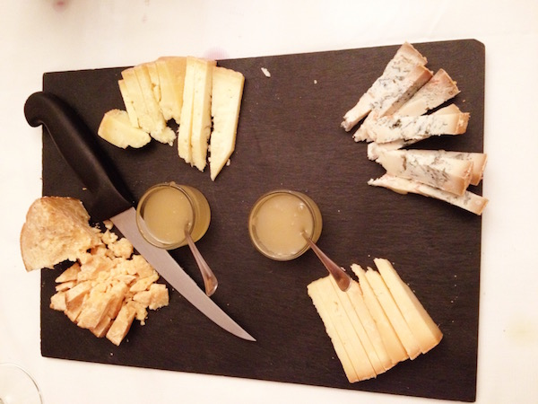 Regional cheeses are a natural favorite in the Pacific Northwest.