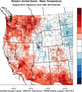 western united states mean temperature august 2015 120x134 - Cool relief to some in Pacific Northwest wine industry