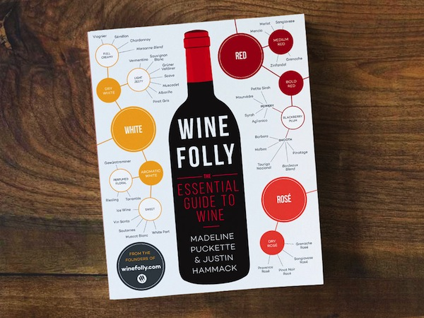Wine Folly's new book is out.