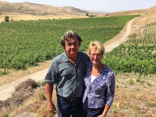 Gary and Martha Cunningham founded 3 Horse Ranch Vineyards in 2002 near Eagle, Idaho. Martha's petition to establish the Eagle Foothills American Viticultural Area within the Snake River Valley AVA is in its final stages with the Alcohol and Tobacco Tax and Trade Bureau.