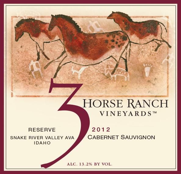 3-horse-ranch-vineyards-reserve-cabernet-sauvignon-2012-label