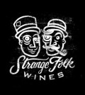 Strange folk wine logo
