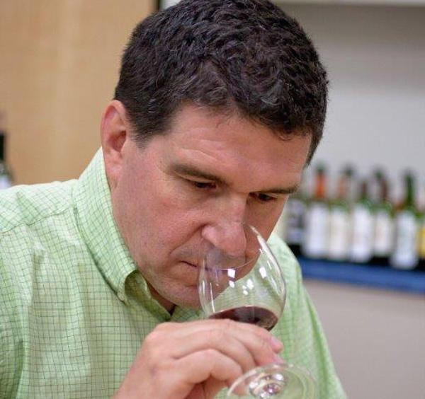 Bob Paulinksi is a Master of Wine who works for BevMo.