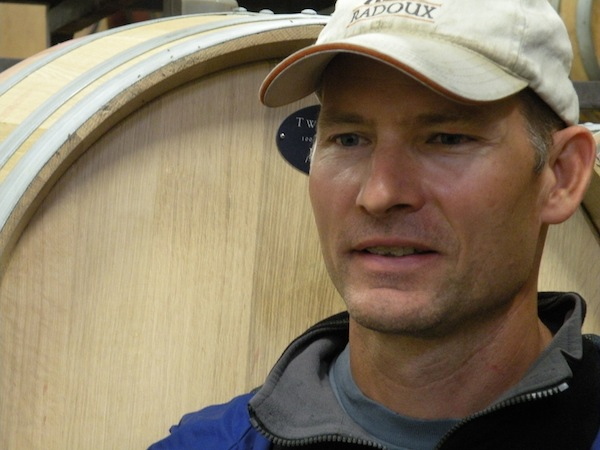 Greg Koenig is the owner and winemaker of Koenig Winery.