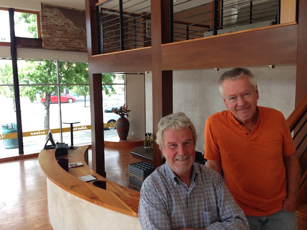 Gino Cuneo and Doug McCrea took different paths to arrive in Walla Walla wine country.
