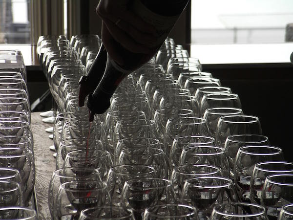 The 16th annual Wine Press Northwest Platinum Judging takes place.