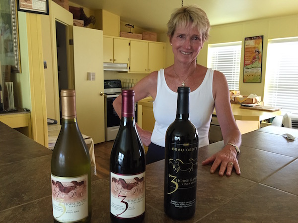 "Martha Cunningham, who graduated from the University of California-Davis with a degree in physical education, calls herself ""an honest-to-goodness housewife."" The co-owner of 3 Horse Ranch Vineyards wrote the petition for the Eagle Foothills American Viticultural Area, which would be the first sub-AVA of the Snake River Valley."