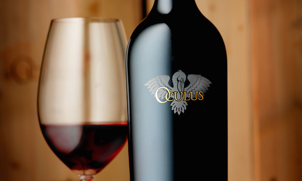 Oculus is crafted by Mission Hill Family Estate