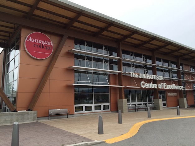 The 2015 British Columbia Wine Awards were staged at the Okanagan College Sensory Centre in the Jim Pattison Centre of Excellence.