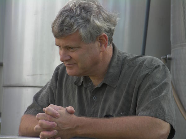 Rob Griffin is owner and winemaker for Barnard Griffin Winery in Richland, Washington.
