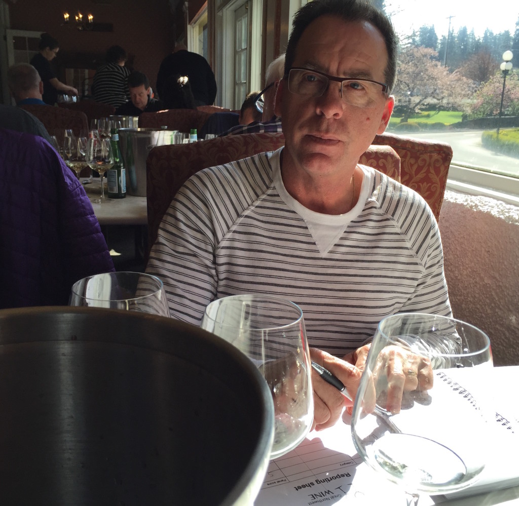 Stephen Reustle Reustle Prayer Rock Vineyards