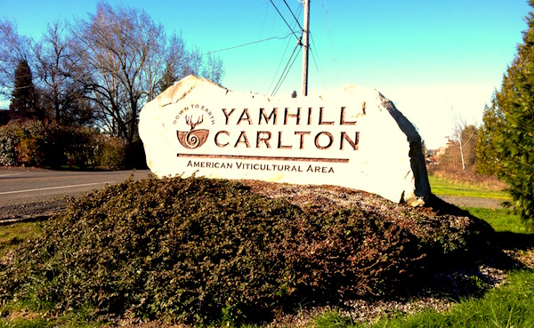 The city of Carlton serves as the gateway to the Yamhill-Carlton American Viticultural Area.
