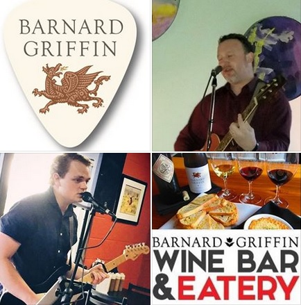 Barnard Griffin Wine Bar and Eatery with Colin Dale, Jack Rothwell