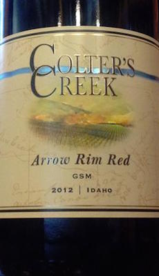 colters-creek-winery-arrow-rim-red-gsm-2012-bottle