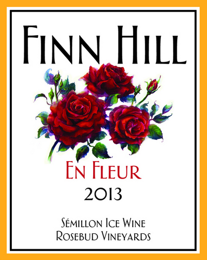 finn-hill-winery-rosebud-vineyard-en-fleur-semillon-ice-wine-2013-label