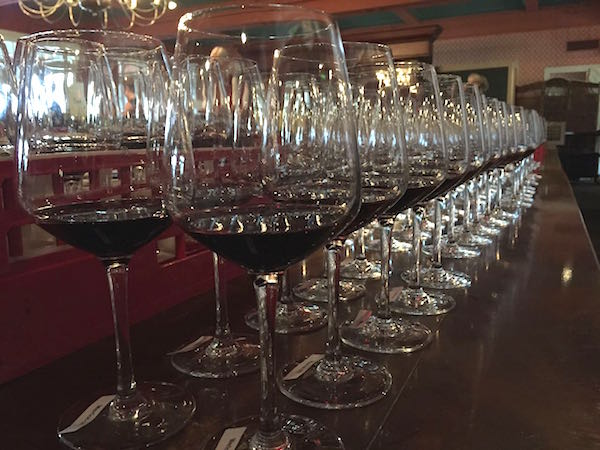 Great Northwest Wine Competition at the Columbia Gorge Hotel.