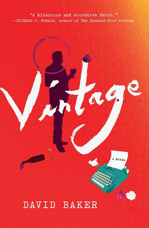 Vintage is a novel by David Baker.
