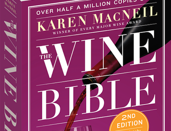 The Wine Bible.