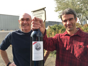 Woodward Canyon Winery's 2012 Old Vines Cabernet Sauvignon is the top wine in The Seattle Times top 50 wines of 2015.