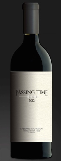 Passing Time bottle